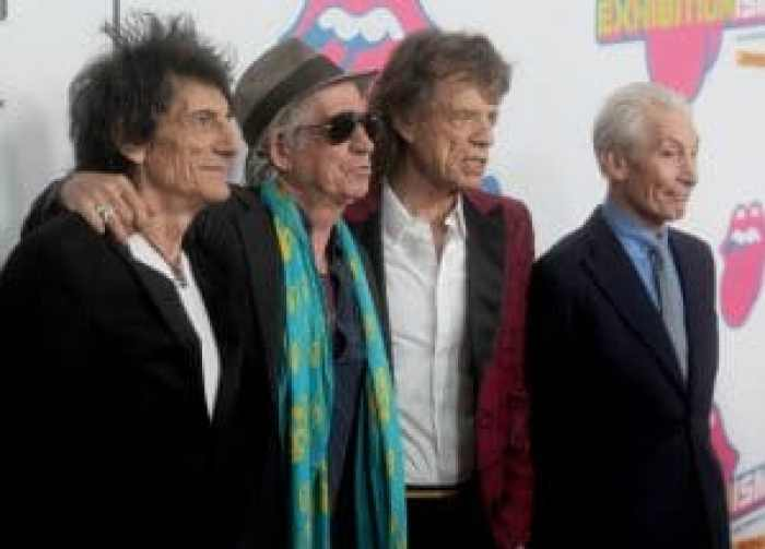 Different stones had a different approach to explaining the song's absence
