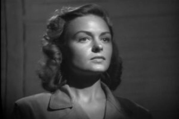 Donna Reed got involved in anti-war activism