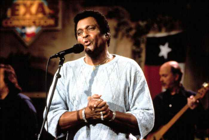 charley pride singing