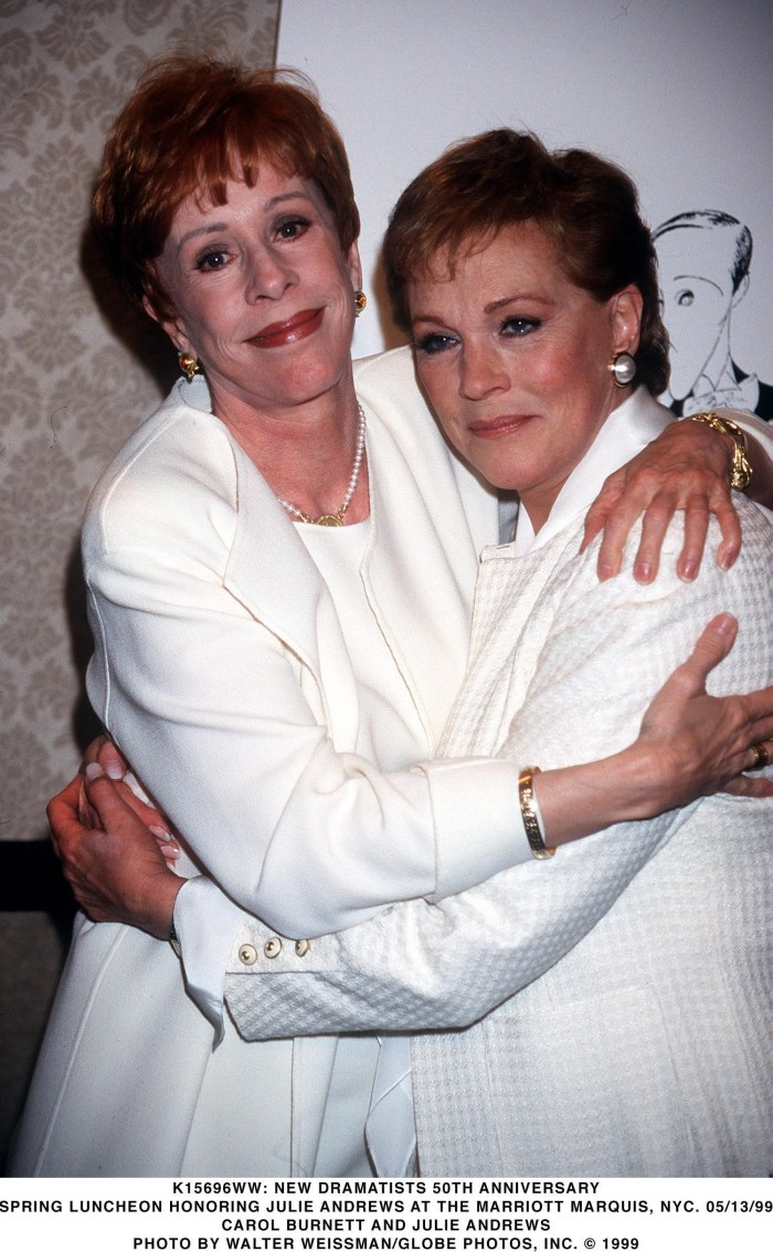 julie andrews carol burnett