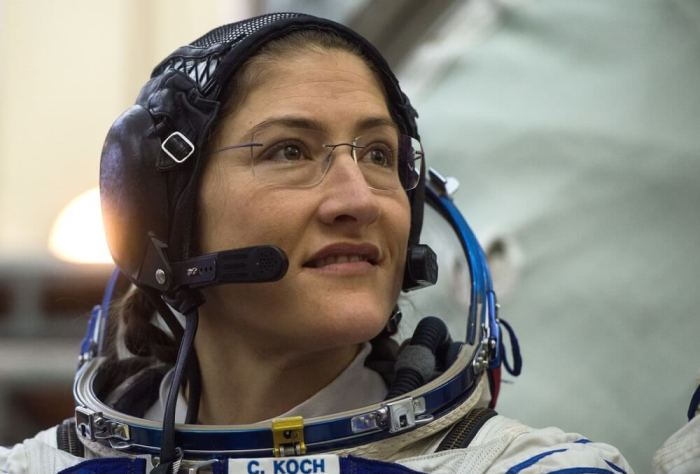 christina koch nasa