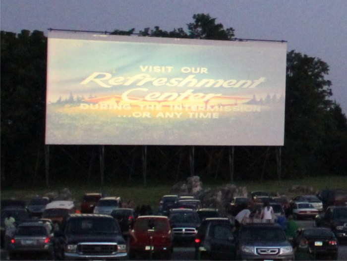 Keep Grandkids Entertained With DIY Drive-In Theater