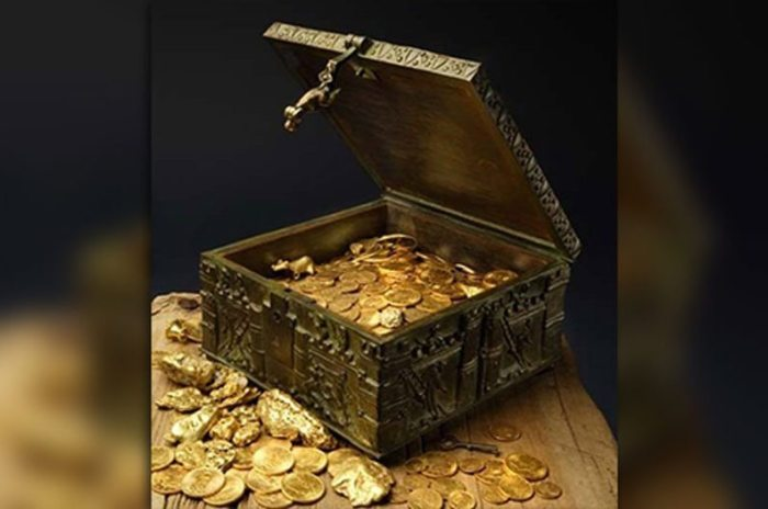 Treasure Chest Hidden In Rocky Mountains For A Decade Has Been Found