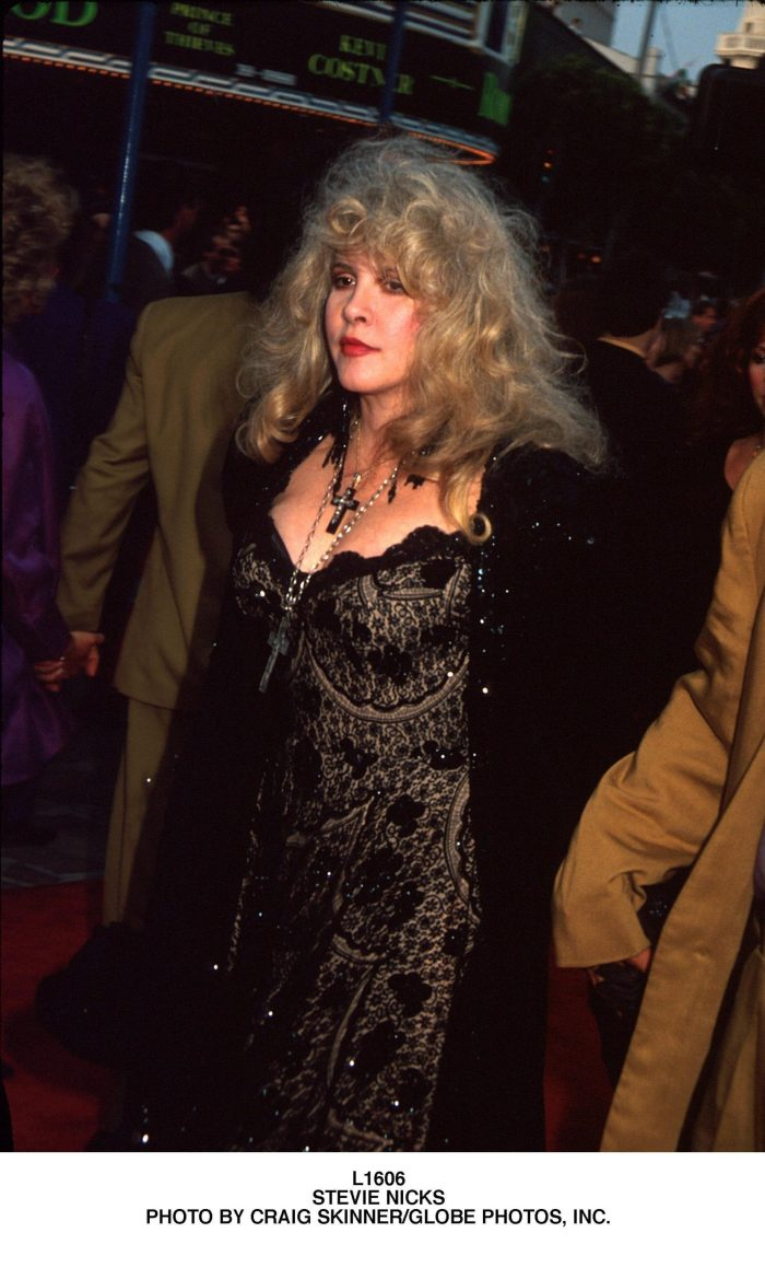 Stevie Nicks Advises Aspiring Musicians To Put Money Away For Rehab