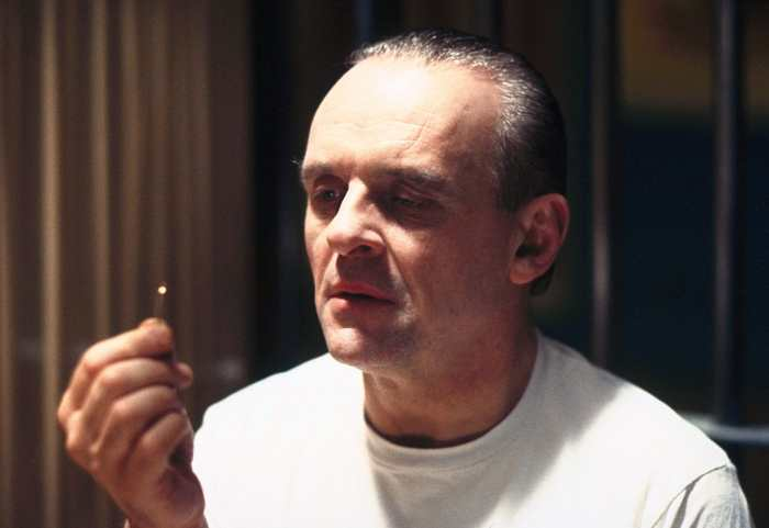 THE SILENCE OF THE LAMBS, Anthony Hopkins