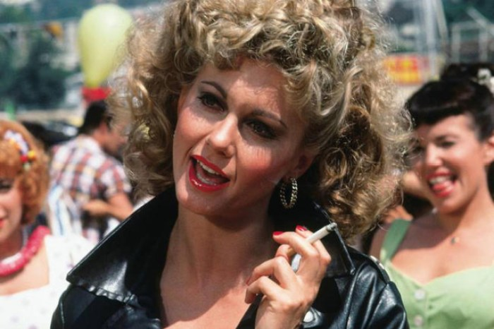 bad sandy from grease