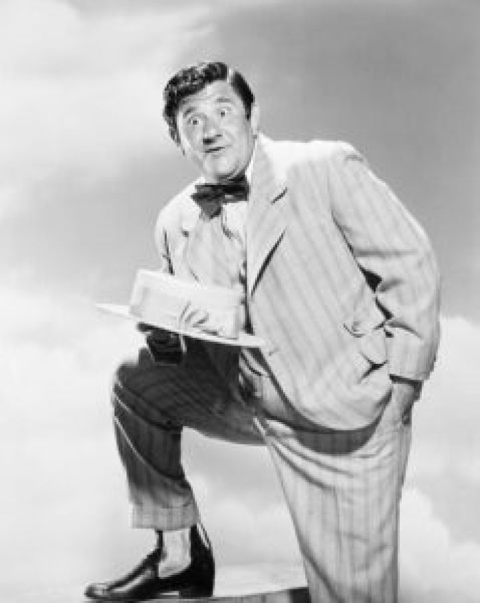 Lynde engaged in a rivalry with comedian Buddy Hackett