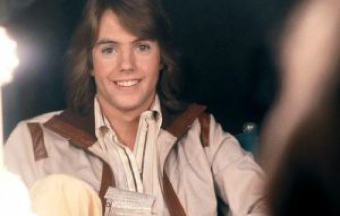 """Shaun Cassidy's music career reached its peak with """"Da Doo Ron Ron"""""""