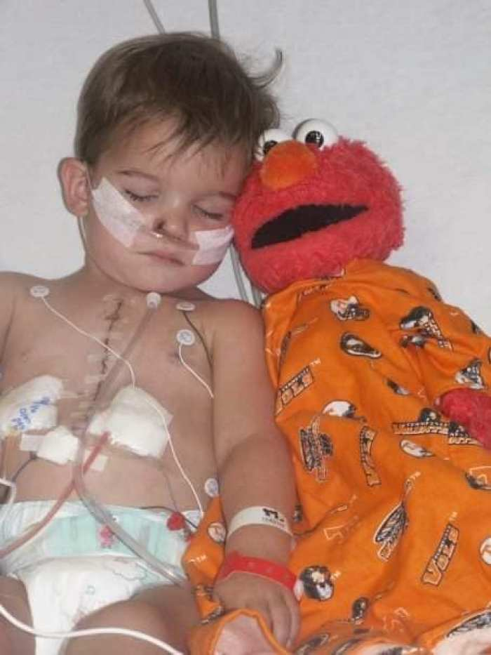 elmo doll returns to mom after sons death