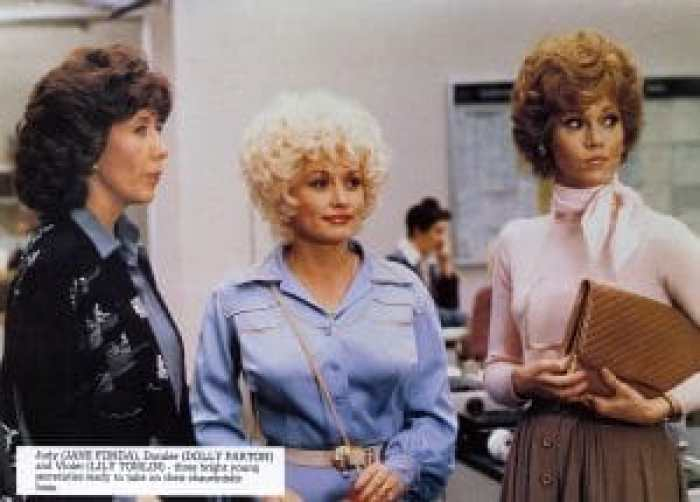 Dolly Parton's song 9 to 5 pays homage to multiple themes and sources, including the film of the same name