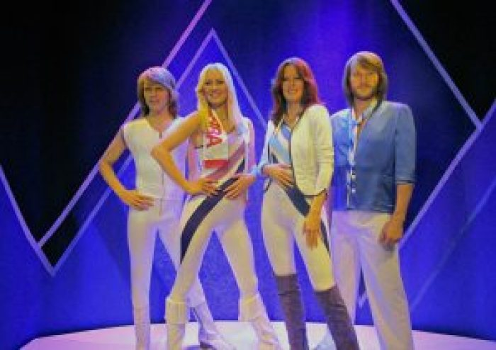 Even after a successful tour, ABBA had wrok to do