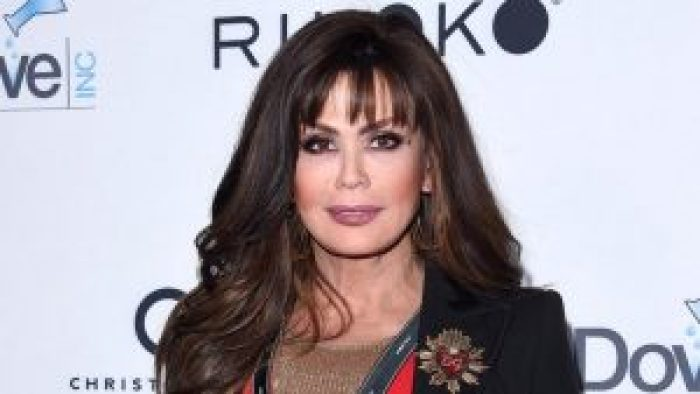 TV personality Marie Osmond