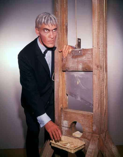 THE ADDAMS FAMILY, Ted Cassidy, 1964-66 lurch