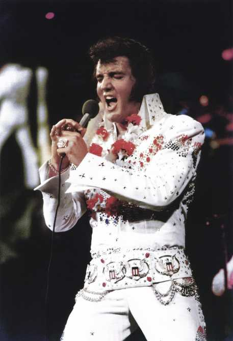 ELVIS: ALOHA FROM HAWAII, Elvis Presley, (aired April 4, 1973)