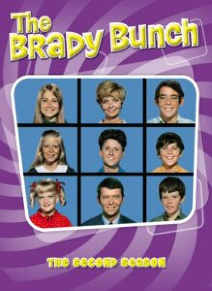 At the time, The Brady Bunch just got by each season