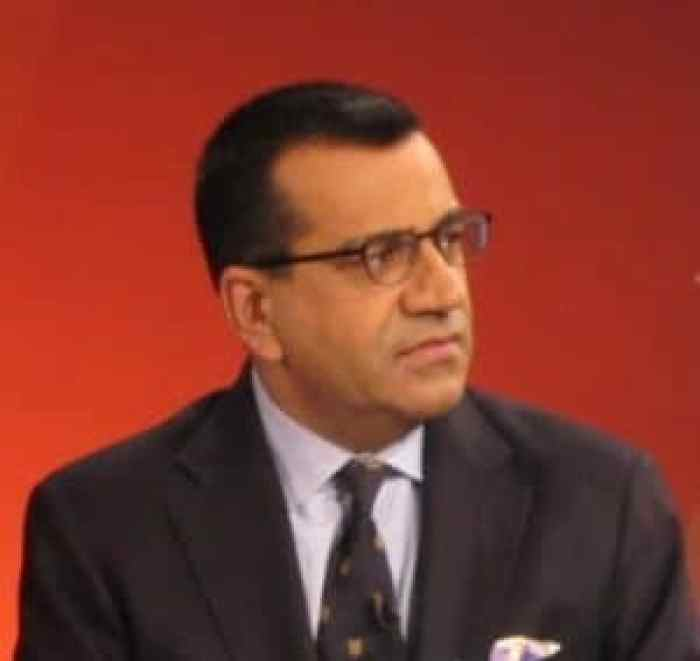 Martin Bashir, subject of some debate after a 1995 interview with Princess Diana