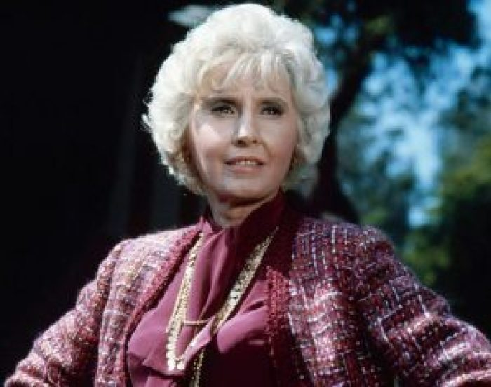 Stanwyck in her very last role