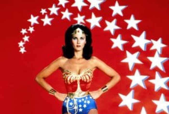 Lynda Carter became champion of the Amazons, Wonder Woman