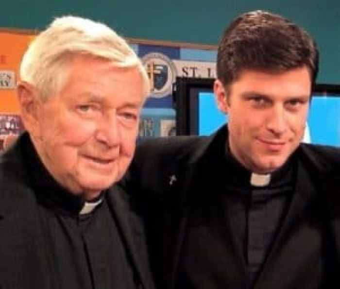Ralph Waite actually became an ordained minister before taking up acting