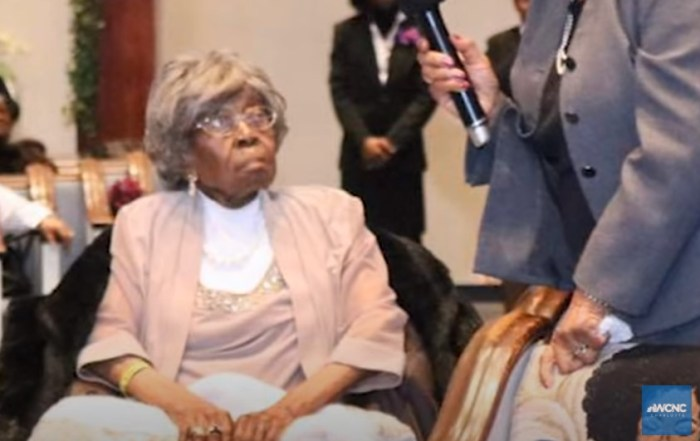 hester ford turned 116 and becomes oldest living american
