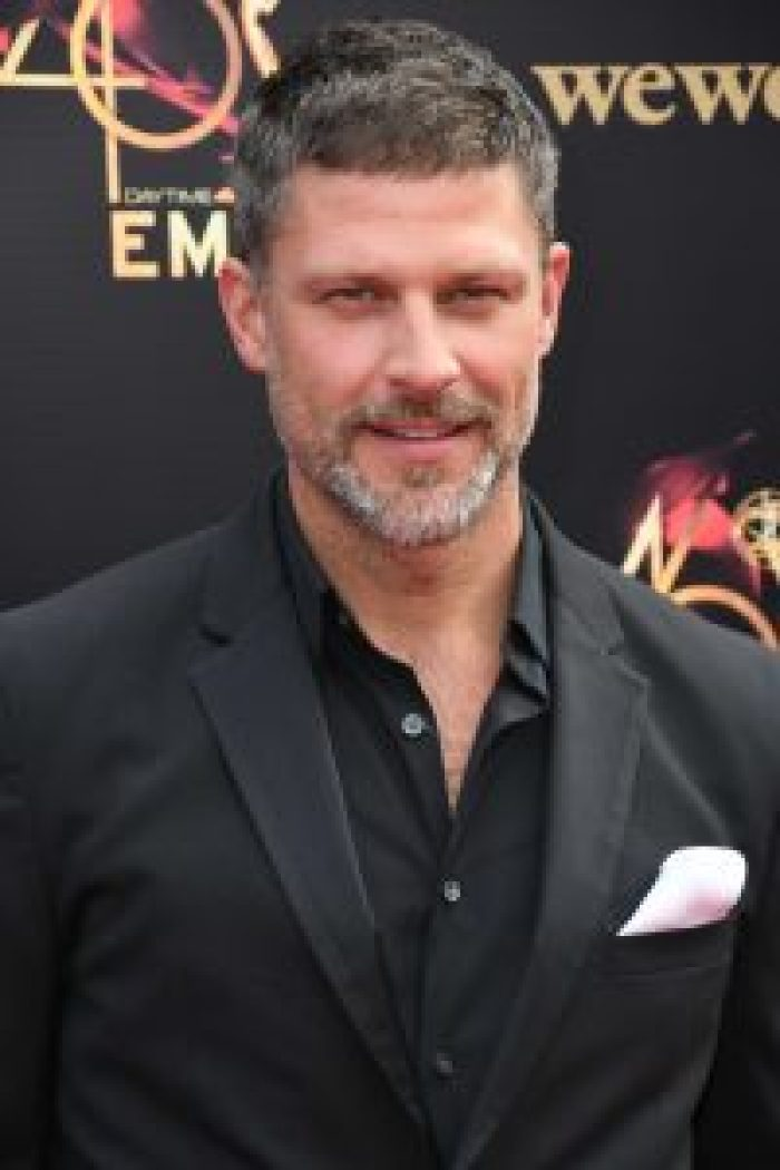 Greg Vaughan was on Days of Our Lives since 2012