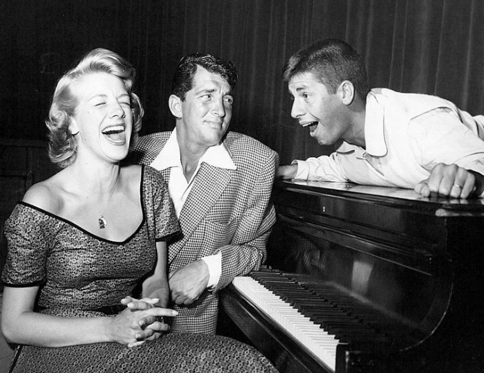 dean martin rosemary clooney jerry lewis