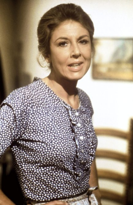 THE WALTONS, Michael Learned, 1972-81