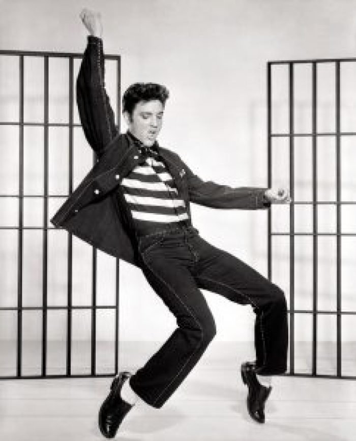 Together with the Memphis Mafia, Presley totally upended his hotel rooms