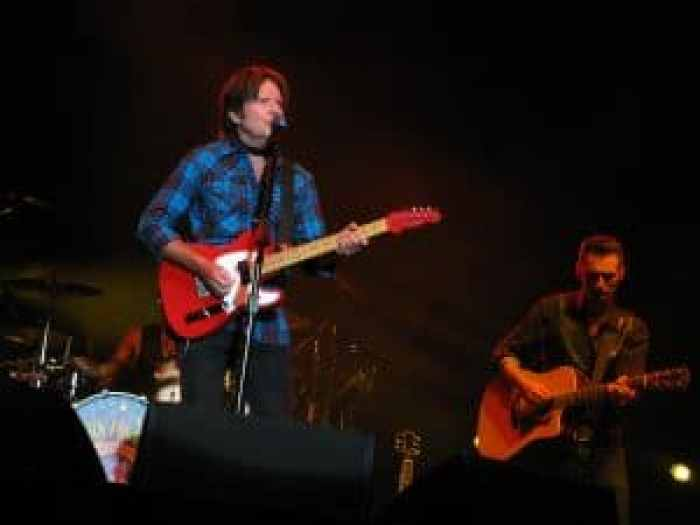 Creedence Clearwater Revival frontman John Fogerty