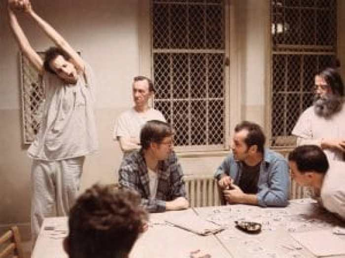 ONE FLEW OVER THE CUCKOO'S NEST, 1975