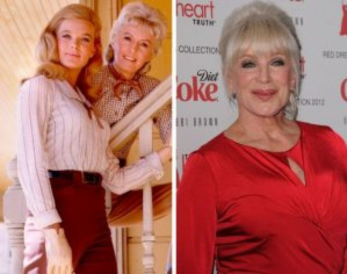 Linda Evans is one of the few surviving members of the cast of The Big Valley
