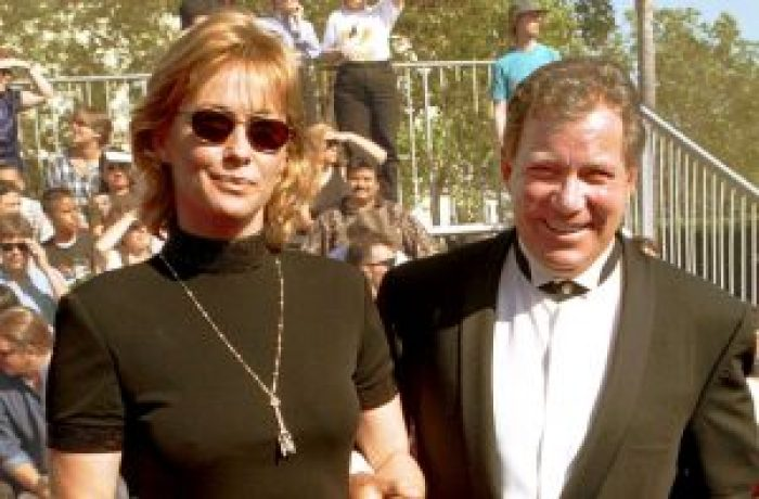 Shatner has been married a total of four times