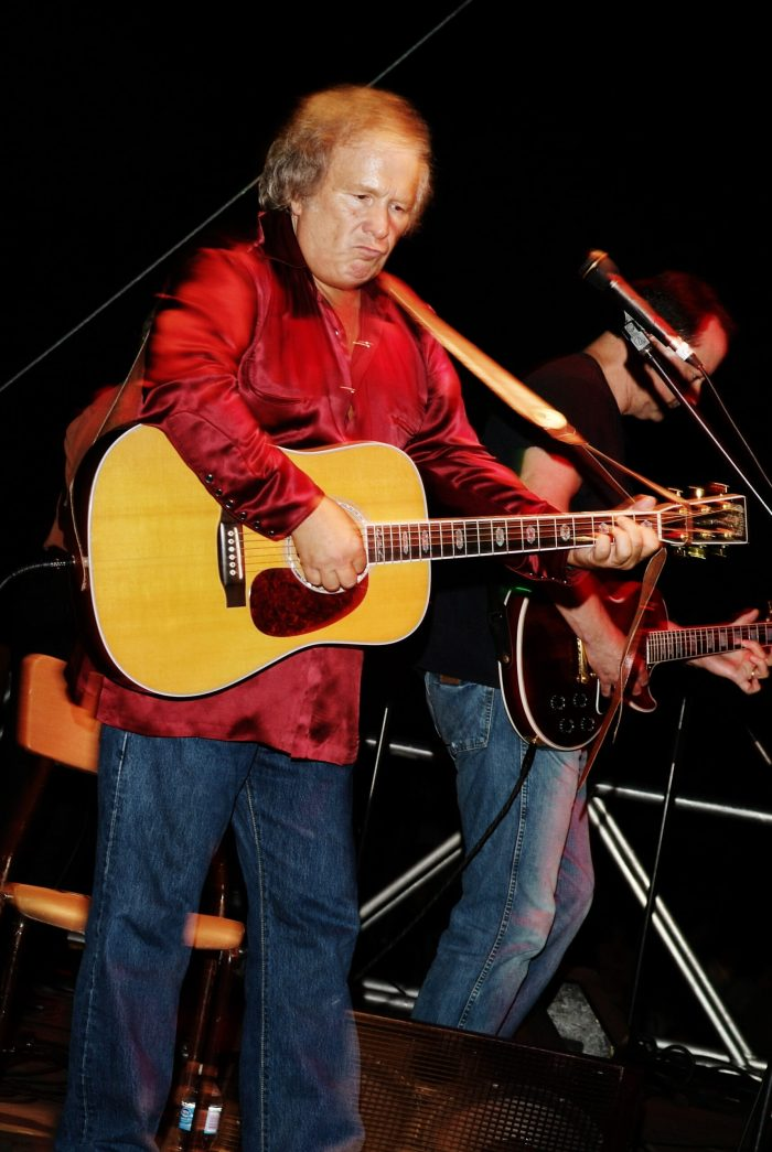 'American Pie' Singer Don McLean Has Some Harsh Words For His Ex-Wife Patrisha
