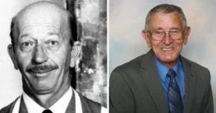 frank cady then and now