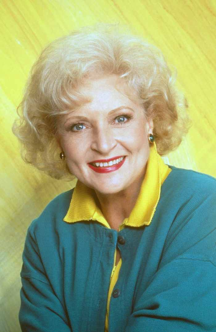 betty white the golden palace