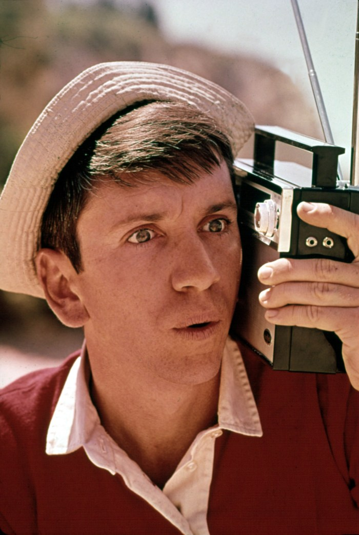 Forever Loyal Bob Denver Takes A Stand On 'Gilligan's Island'