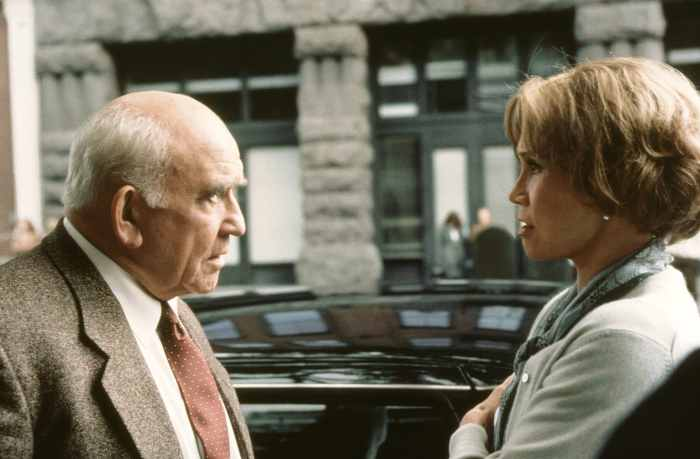 PAYBACK, (from left): Ed Asner, Mary Tyler Moore, 1997
