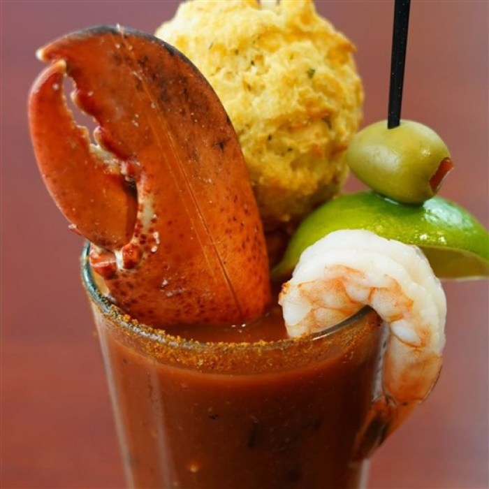 red lobster lobster claw bloody mary