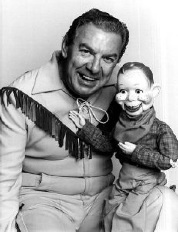 While kids enjoyed getting to watch Howdy Doody, drama unfolded off-screen