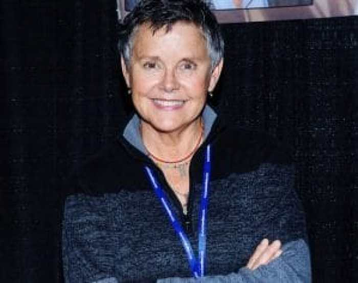 Jump to present day with the talented Amanda Bearse