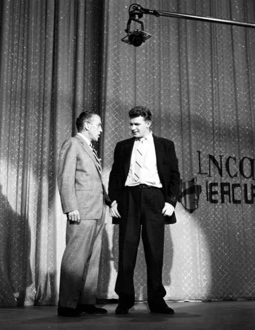 andy griffith on the ed sullivan show