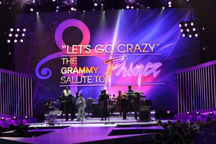 'Let's Go Crazy: The Grammy Salute to Prince'