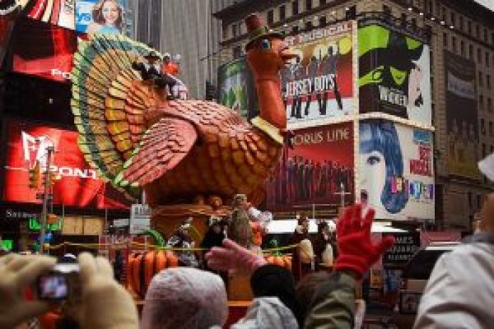 Macy's and New York are both figuring out how to have the Thanksgiving Day Parade 2020