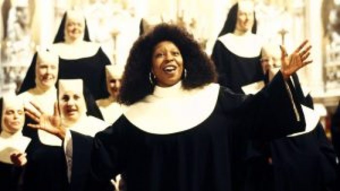 Fisher's work on Sister Act helped the stars really shine and show off their comedic capabilities
