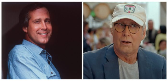national lampoon christmas vacation then and now