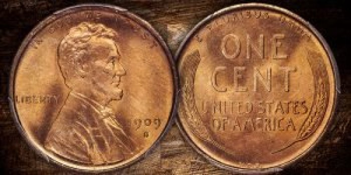 These pennies gave the artist free advertising until people noticed the initials