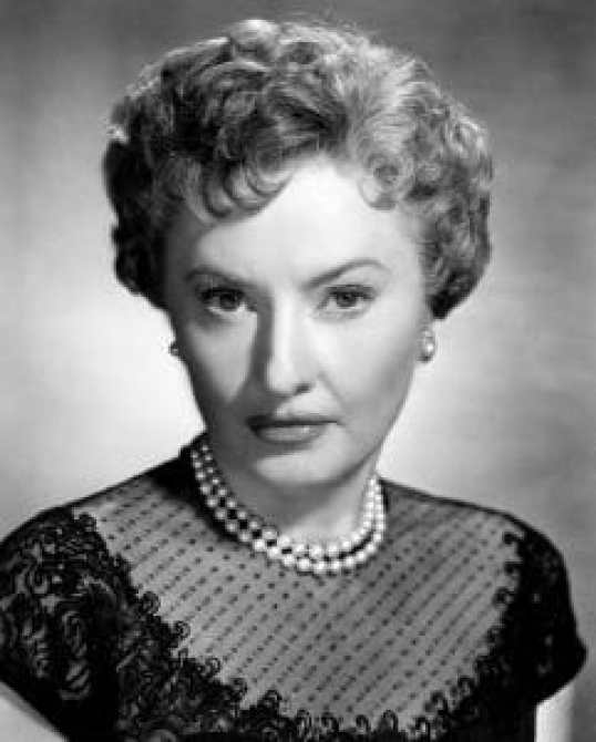 Stanwyck became a star of the stage, TV screen, and big screen