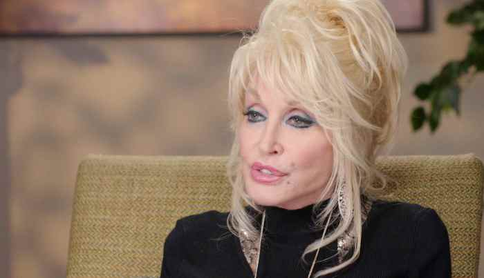 THE LIBRARY THAT DOLLY BUILT, Dolly Parton, 2020