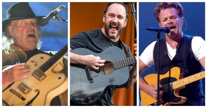 Willie Nelson To Host 'At Home With Farm Aid' With Neil Young, Dave Matthews, John Mellencamp
