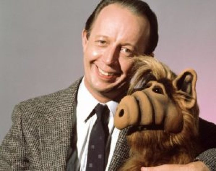 Max Wright and ALF
